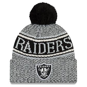 New era NFL sideline reverse Hat - Oakland Raiders