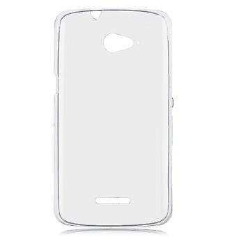 Sony Xperia E4G transparent case cover silicone