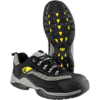 CAT Workwear Mens Workwear Moor Slip Resistant Safety Trainers SRA