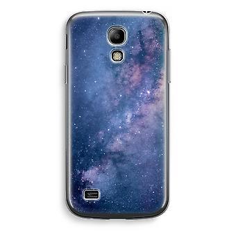 Samsung Galaxy S4 Mini przezroczyste etui - Mgławica