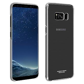 Officiel Samsung claire pare-chocs housse pour Samsung Galaxy S8 Plus - violet