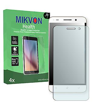 Huawei Honor 4c Play Screen Protector - Mikvon Health (Retail Package with accessories)