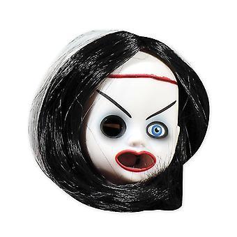 Living Dead Dolls Bleistift- spitzer Bride of Valentine handbemalt, aus Kunststoff, auf Blisterkarte. Hersteller: Mezco Toyz.