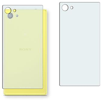 Sony Xperia Z5 compact back screen protector - Golebo crystal clear protection film