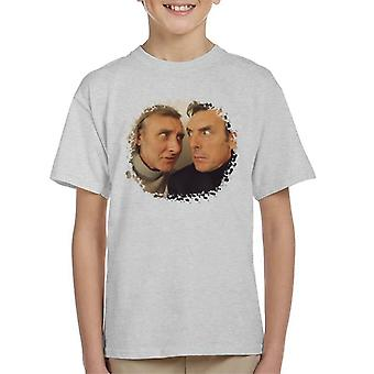 TV Times Spike Milligan And Eric Sykes Kid's T-Shirt