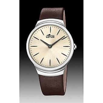 LOTUS - wrist watch - men - 18498/2 - the couples - trend
