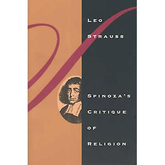 Spinoza's kritiek van religie (nieuwe editie) door Leo Strauss - 9780226