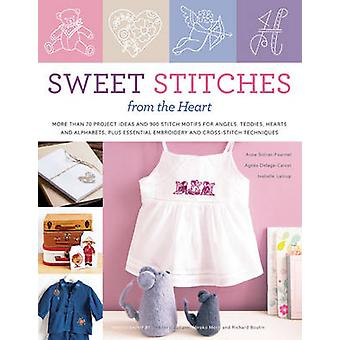 Sweet Stitches from the Heart - More Than 70 Project Ideas and 900 Sti
