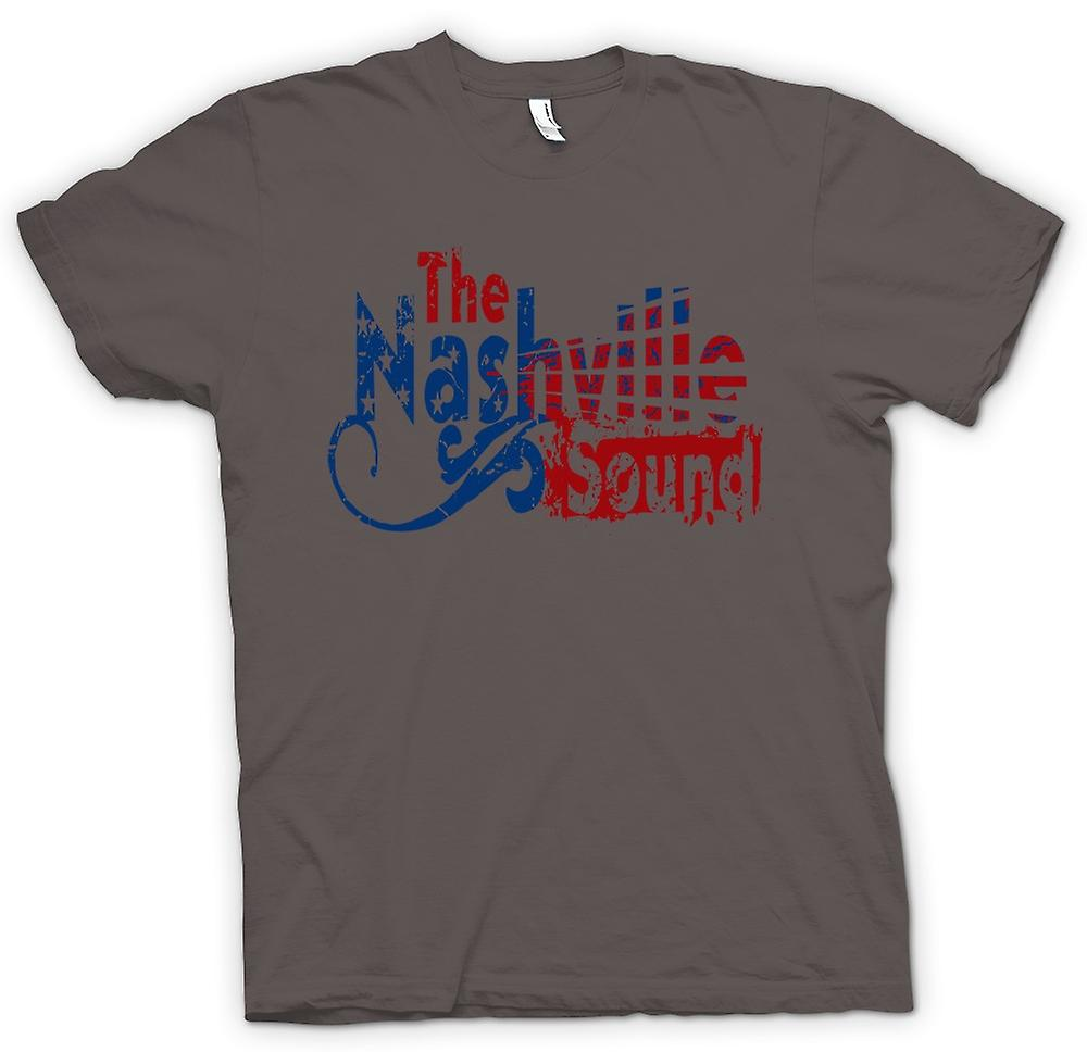 Womens T-shirt - Nashville Sound - Blues Country muziek