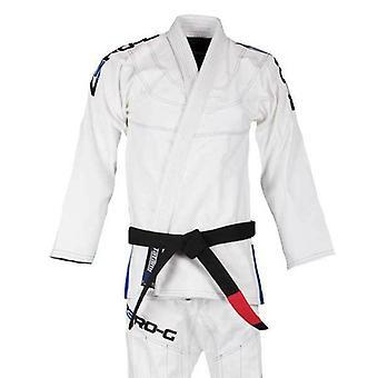 Tatami Fightwear cero G V4 damas BJJ Gi blanco