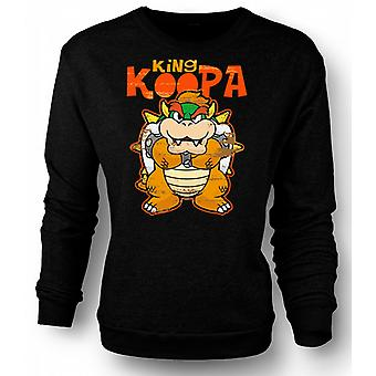 Kids Sweatshirt King Koopa - Super Mario