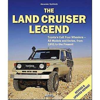 Land Cruiser Legend - Toyotas kult fire hjulede - alle modeller og