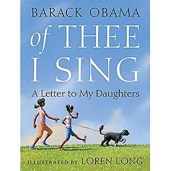 Of Thee I Sing: A Letter to My Daughters: A Letter of My Daughters