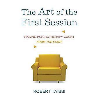 De kunst van de eerste sessie: Making psychotherapie tellen vanaf het begin