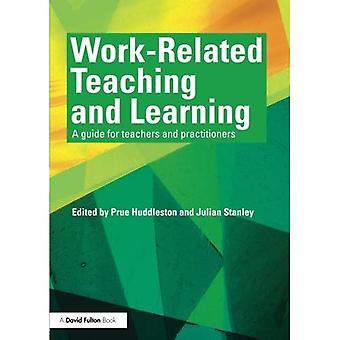 Arbejdsrelateret sprogundervisning og sprogindlæring: en Guide for undervisere og praktikere
