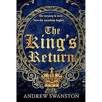 Retorno del rey: (Thomas Hill 3) (Thomas Hill novelas)