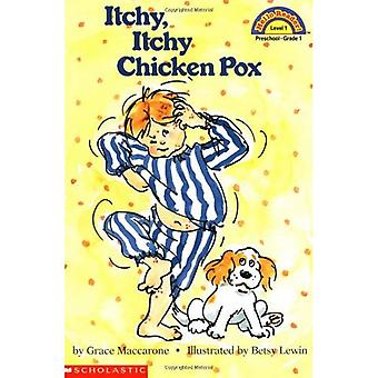 Itchy, Itchy Chicken Pox (Cartwheel Books)