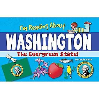 Ik lees over Washington (Washington ervaring)