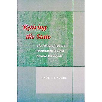 Ritiro dello stato: la politica di privatizzazione Pension in America Latina e oltre