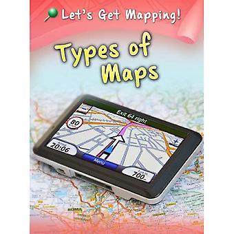 Erilaisia karttoja (Let's Get Mapping!)