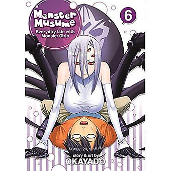 Monster Musume vol 6