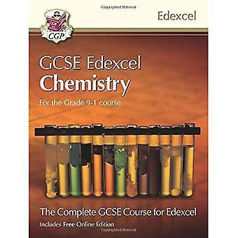 Nuevo química grado 9-1 GCSE Edexcel: libro del alumno con la edición en línea
