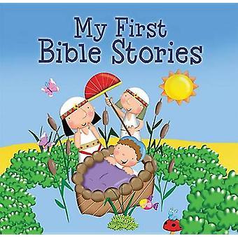 My First Bible Stories by Karen Williamson - Marie Allen - 9781859859