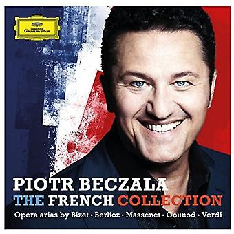 Piotr Beczala - The French Collectio [CD] USA import