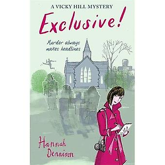 A Vicky Hill Exclusive!: Devon's answer to Bridget Jones (Vicky Hill)