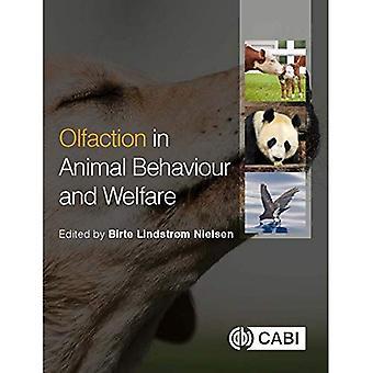 Olfaction in Animal Behaviour and Welfare