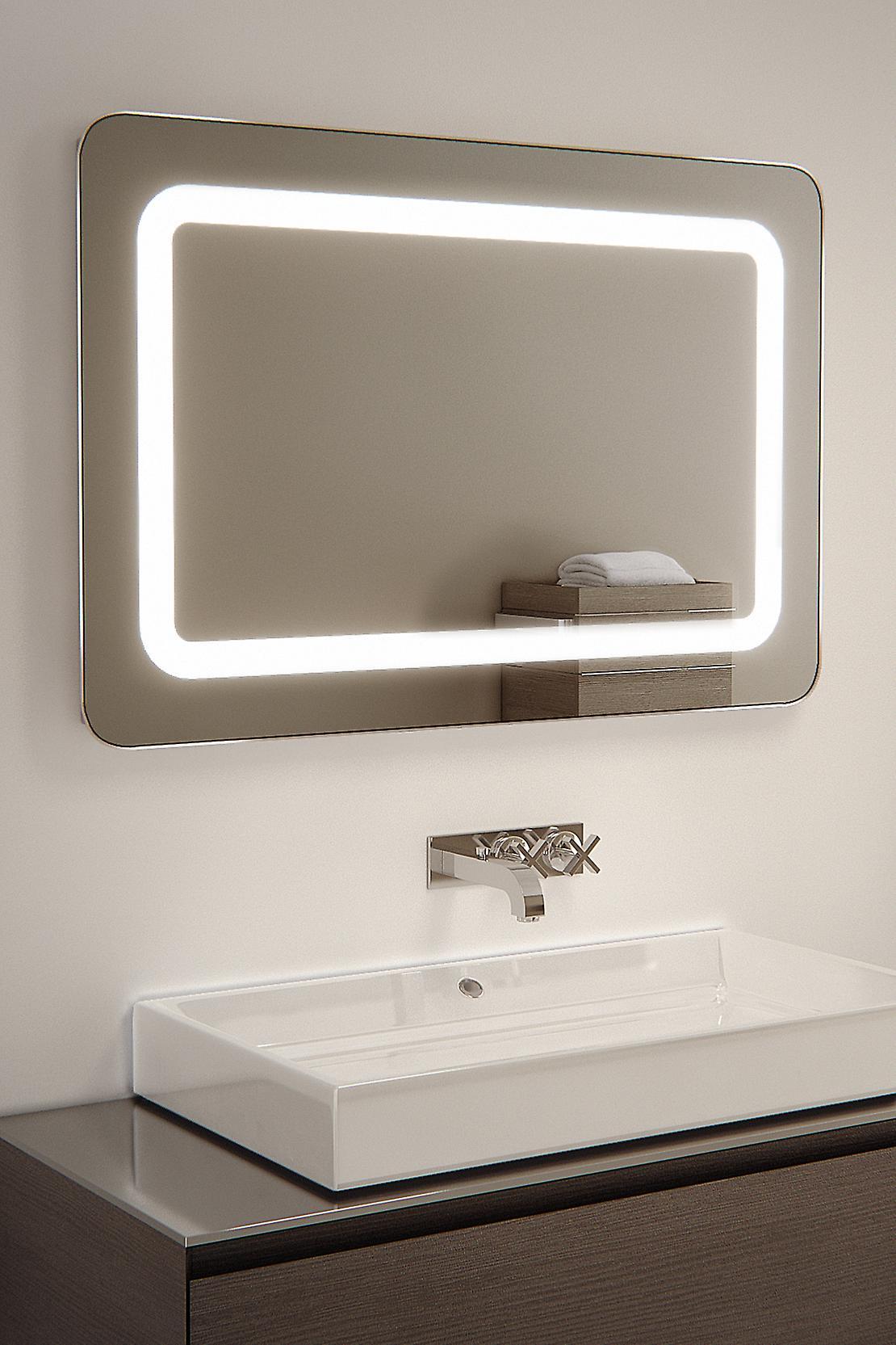 Raja rasoir LED salle de bain miroir avec désembuage Pad & capteur k45i