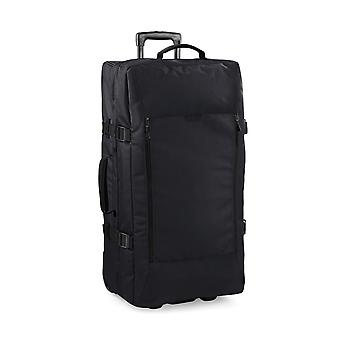 Bagbase Escape Dual-Layer Large Cabin Wheelie Travel Bag/Suitcase (95 Litres) (Pack of 2)