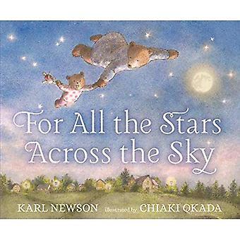 Para todas las estrellas en el cielo