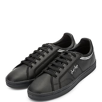 Fred Perry Sidespin couro formadores B1180-102 masculino