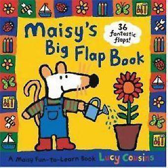 Maisys stora Flap bok - en Maisy kul att lära bok av Lucy Cousins - Lu