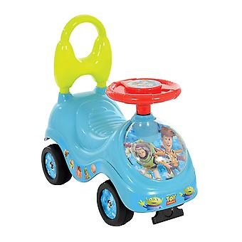 Toy Story My First Ride-On Blue MV Sports Ages 1 Year+