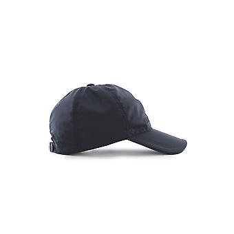 Corneliani Blue Polyester Hat