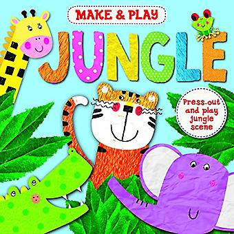 Make and Play - Jungle by Angela Muss - 9781784046729 Book