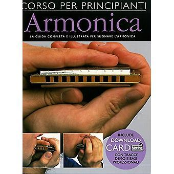 Corso Per Principianti Di Armonica (Libro/Download Card) - 9781785584