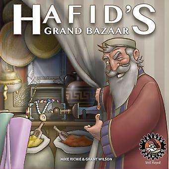 Hafid's Grand Bazaar Card Game