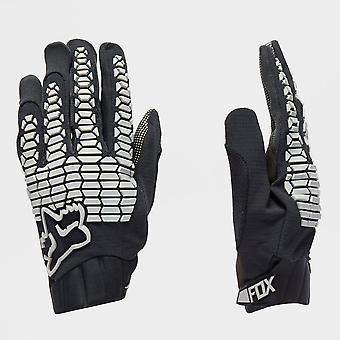 New Fox Defend Mountain Biking Gloves Grey