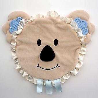 Pitty Koala comfort Doudou blauw
