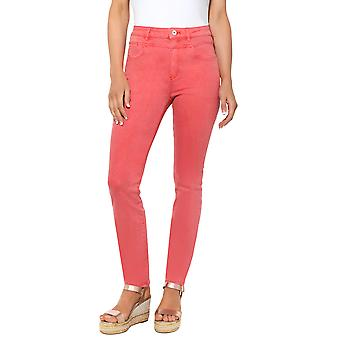KRISP Basic Skinny Colour Jeans