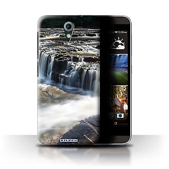 STUFF4 Case/Cover HTC Desire 820 Mini/ondiepe water/waterval