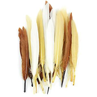 Duck Quill Feathers 3