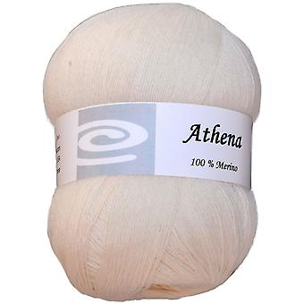 Athena Yarn White V238 200