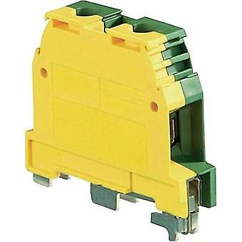 PG terminal 12 mm Screws Configuration: Terre Green-yellow ABB 1SNA 165 130 R2300 1 pc(s)