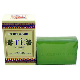 L'Erbolario Green Tea Soap 100 gr