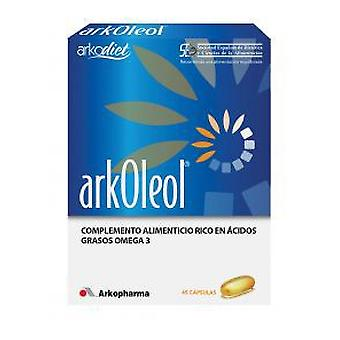 Arkopharma Arkoleol Capsules (Diet , Supplements)