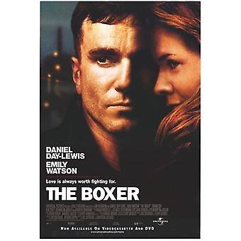Boxer elokuvajuliste (11 x 17)